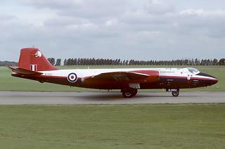WJ992 Canbeera T4 DRA, MOD(PE) Bedford   by Stuart Freer - Touchdown Aviation