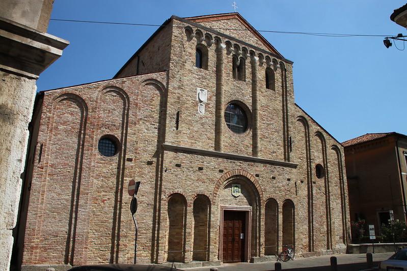 Eglise Sainte-Sophie à Padoue