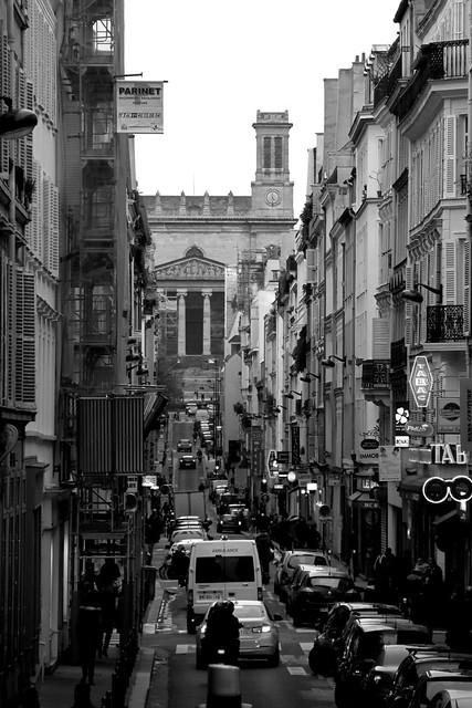 Rue d'Hauteville - Paris