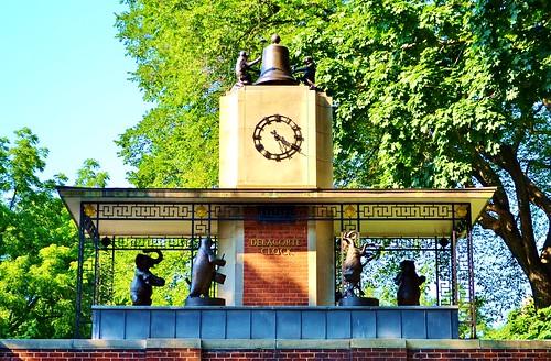 Central Park-Delacorte Clock, 06.22.14   by gigi_nyc
