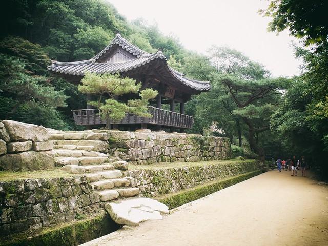 Mungyeongsaejae Gazebo