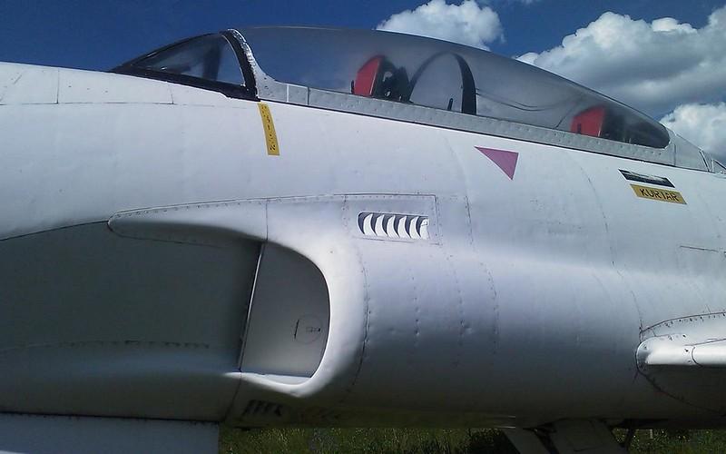 Lockheed T-33A 6