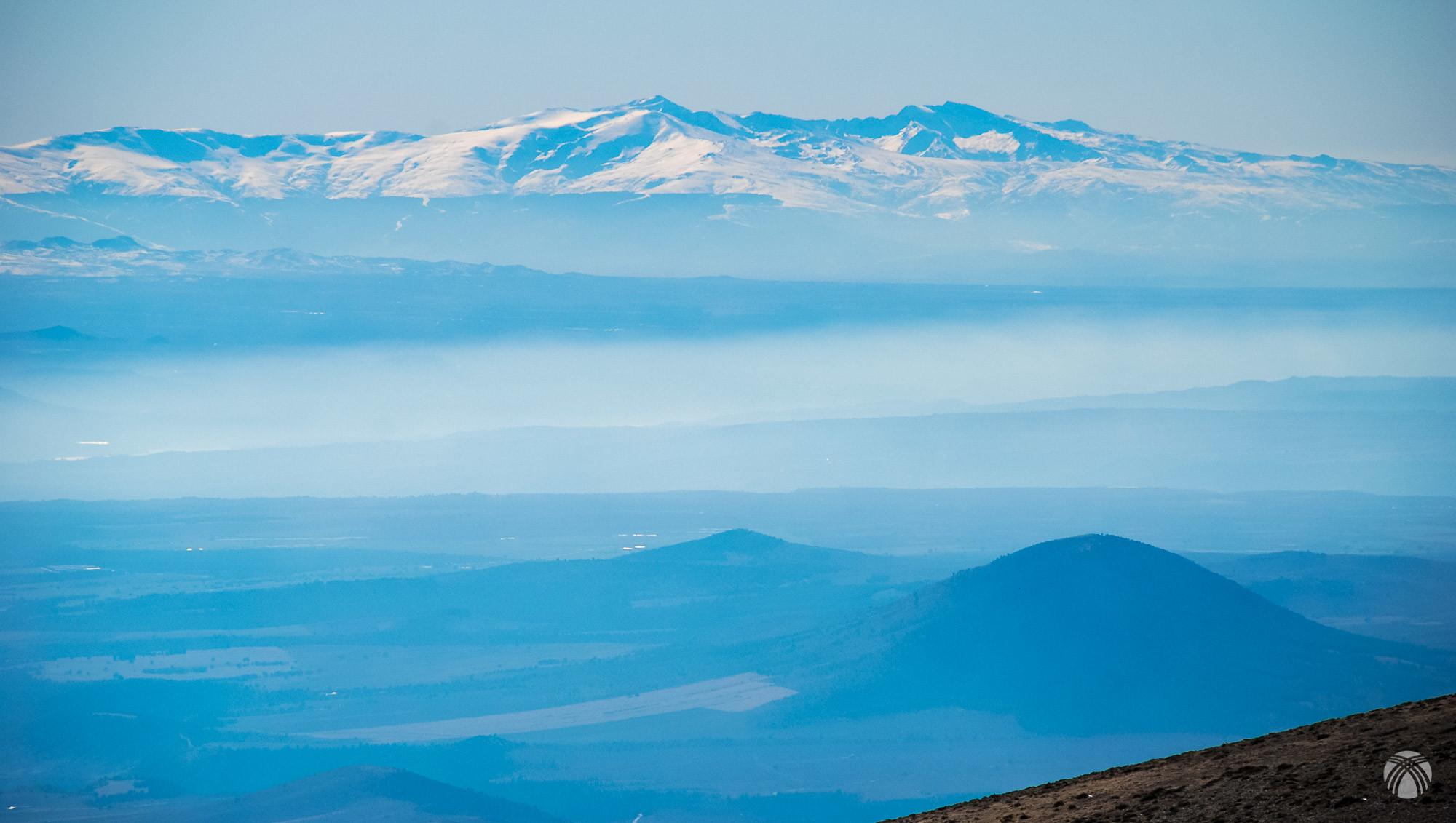 Sierra Nevada a tope