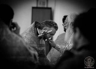 Литургия в Спасском соборе 310