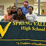 SVHS - Five Athletes Sign Letters of Commitment to Play College Sports