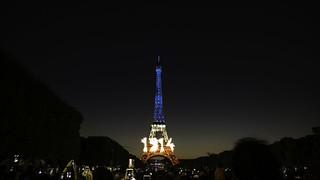 Feu d'artifice du 14 juillet 2014 sur le site de la Tour Eiffel à Paris - Fireworks on Eiffel Tower #14juillet #Bastilleday