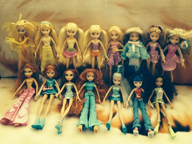 Winx Club (By Mattel) Collection