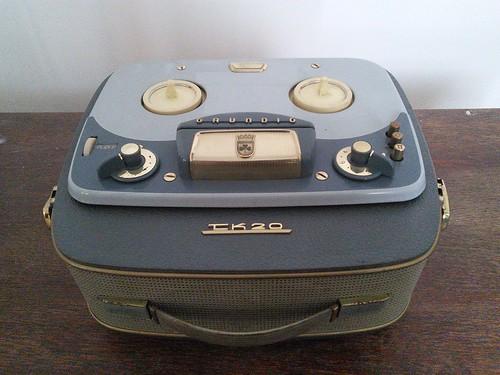grundig tk20 tape recorder