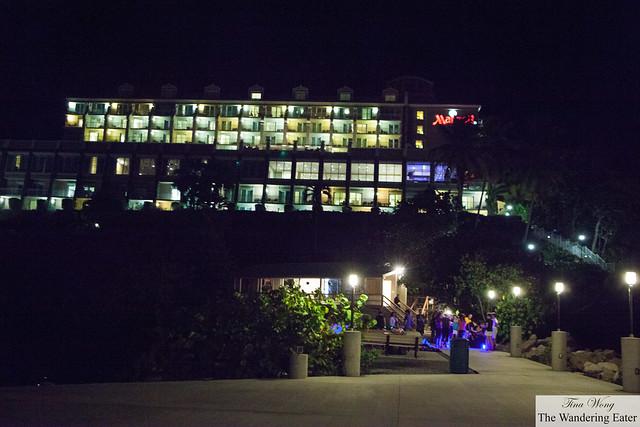 Night Kayaking at Adventure Center (St. Thomas, USVI)