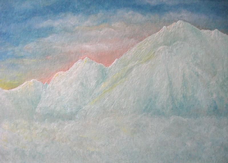 Altrove 2 (Aurora - Inverno) - Elsewhere 2 (Aurora - Winter)