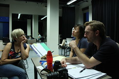 Thu, 2014-08-21 06:37 - Photos from our rehearsal process of the play about making theatre with special attention on the scenes about rehearsal. Wha!? #dontcallitplaypractice
