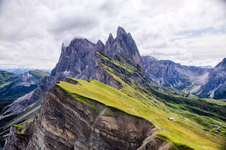 Dolomites - The Geisler / Odle Group | by Malenkov in Exile