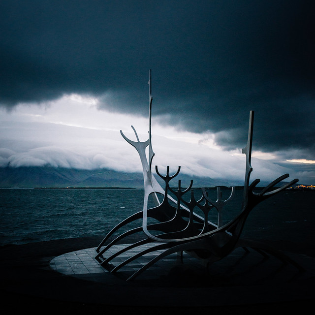 Vikings are coming.