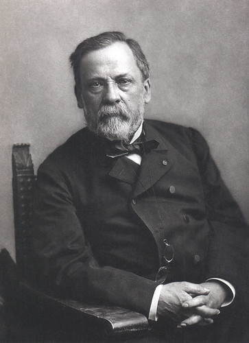 Portrait of Louis Pasteur | by Purificación de aire