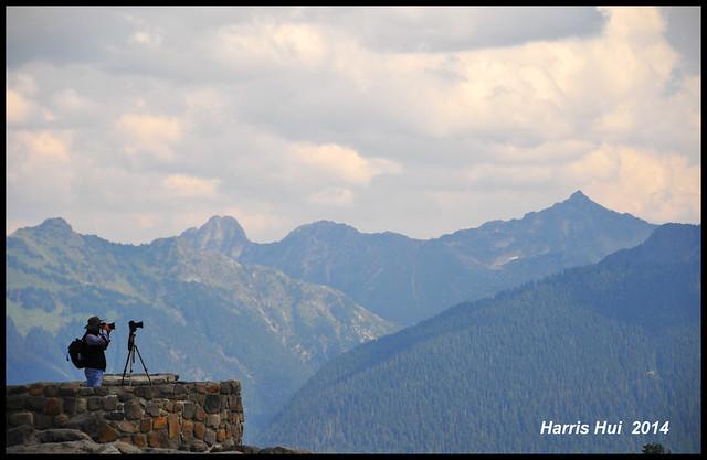 Life Lesson Of Landscape Photography 看天地之大 - Mt Baker N15387e