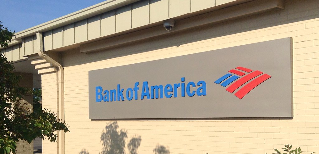 Bank Of America West Hartford Ct 8 2014 By Mike Mozart Flickr