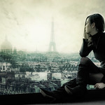 a girl dreaming about paris -reborn-