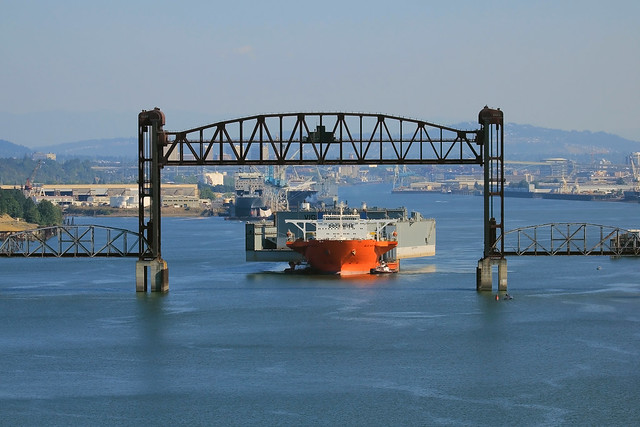 Portland Harbor Abuzz