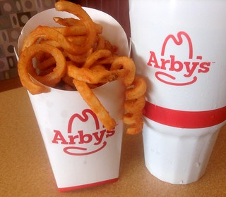 Curly Fries Arby's, 8/2014, by Mike Mozart of TheToyChannel and JeepersMedia on YouTube #Curly #Fries #Arby's   by JeepersMedia