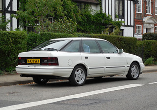 1992 Ford Granada Scorpio 2.9 24v   by Spottedlaurel