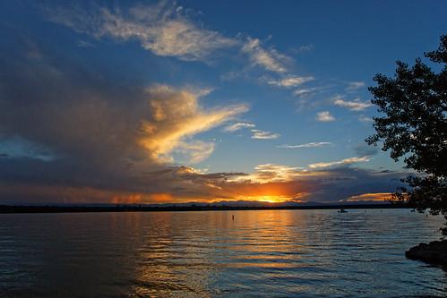 sunset usa clouds canon colorado aurora allrightsreserved cherrycreekstatepark ef24105mmf4lis canon5dmkiii copyright2014davidcstephens dxoopticspro95 z5a9565dxosrgb