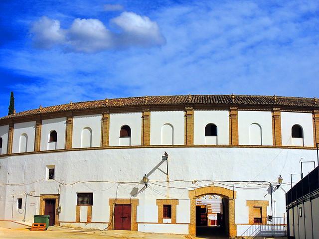 <Plaza de Toros> Antequera (Málaga)