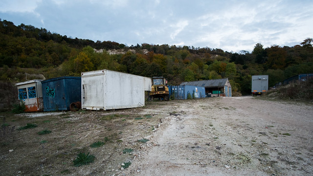 Oxted Quarry