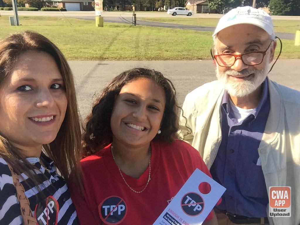 CWA Votes 2016 Labor Walks
