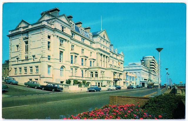 St. Leonards-on-Sea - Royal Victoria Hotel