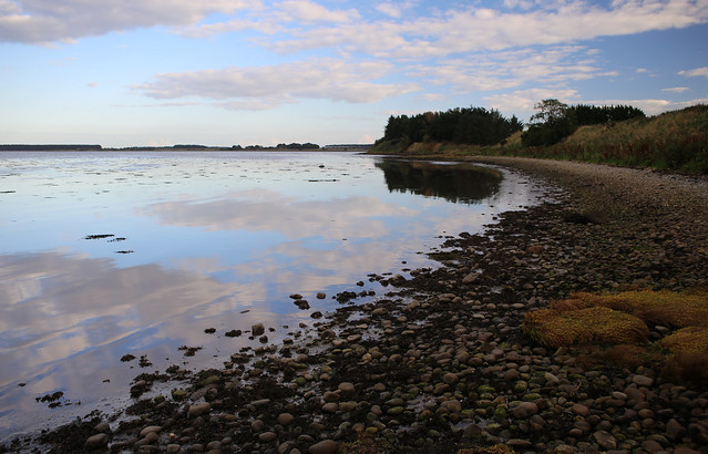The Dornoch Firth near Tain