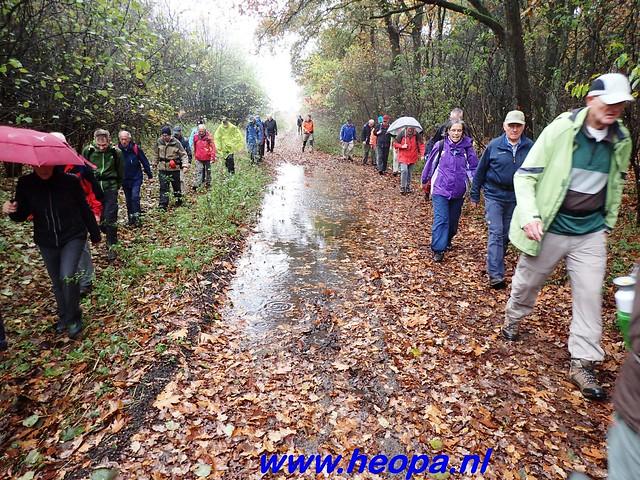 2016-11-16    3e Rondje-WolfHeze   25 Km  (25)
