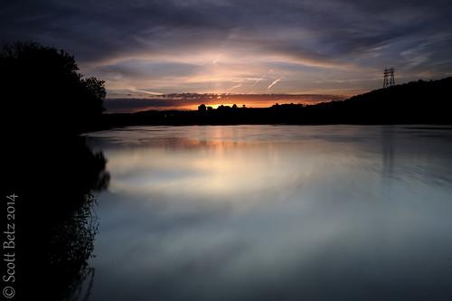 sunrise reflections nikon pittsburgh nik lightroom alleghenyriver 1635mm d700 waitingforsunshine westernpennsylvnia