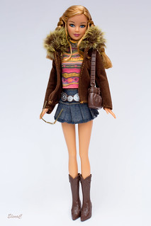Barbie Fashion Fever Wave K - Barbie | by EleC [mickred]