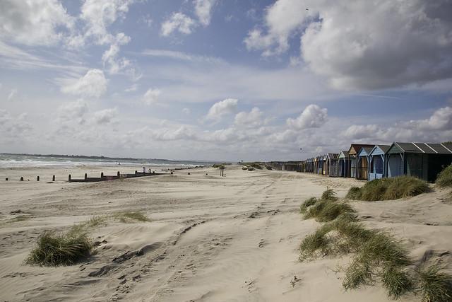 West witterings beach England