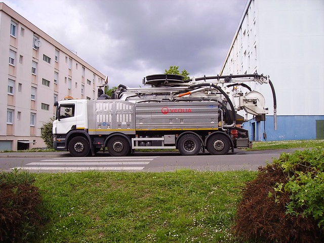 Veolia Propreté - Scania P380
