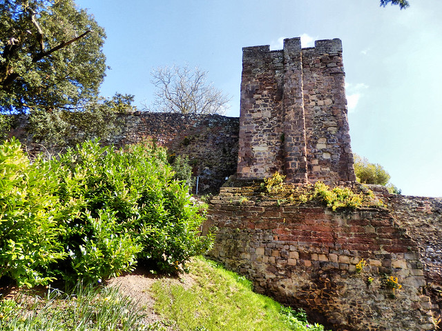 Rougemont Castle, Northernhay Gardens, Exeter