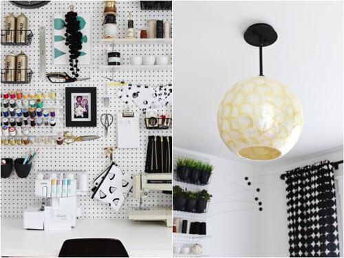 Craft Room Upgrades 4   by fabricpaperglue