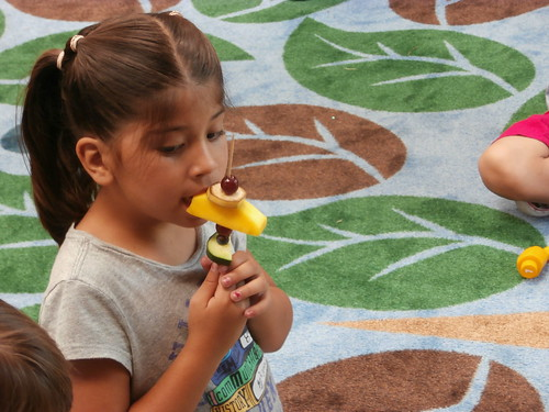 Fruits and Veggies are Yummy! | by San José Public Library