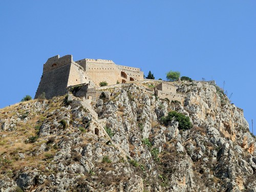 ancienthistory fort explore greece fortress nafplio griekenland peloponnese palamidi nauplion fortressofpalamidi verdedigingswerk nikonp7100