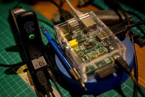 Raspberry Pi - 4G Router | by karl101
