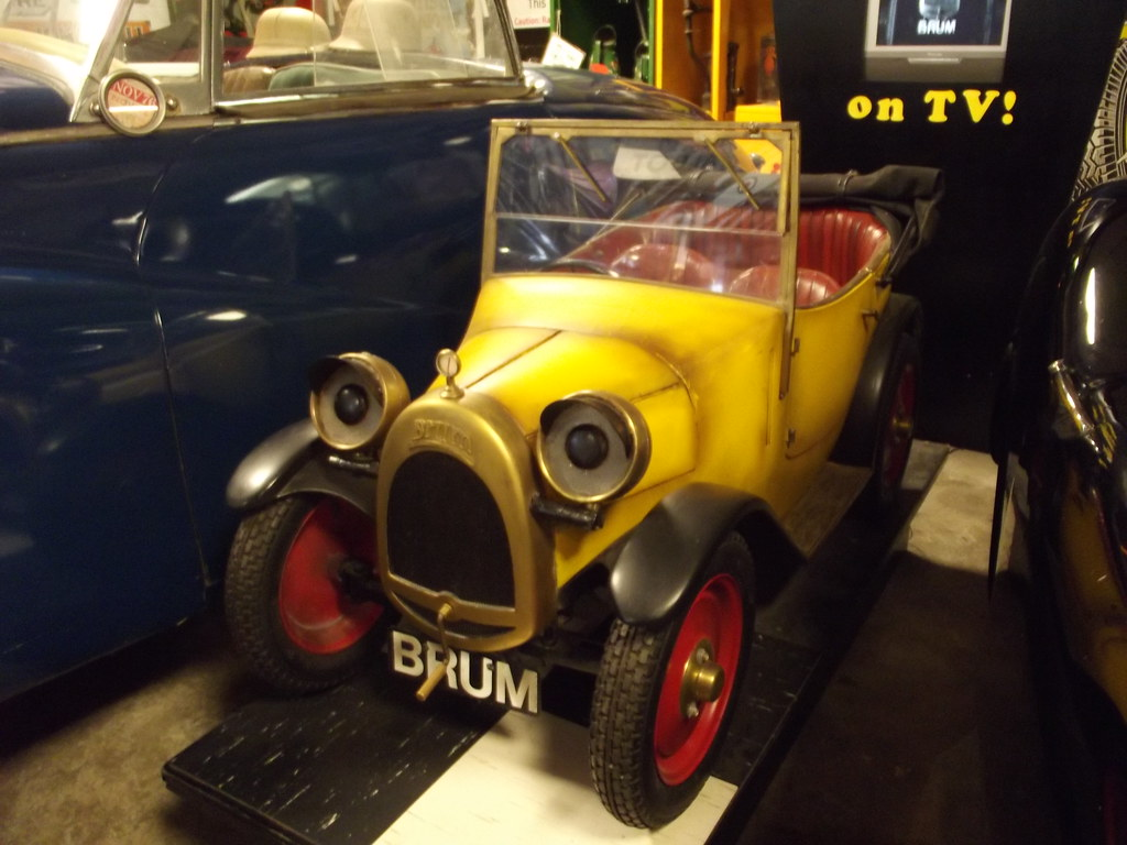 Cotswold Motoring Museum - Bourton-on-the-Water - Mill Gal… | Flickr