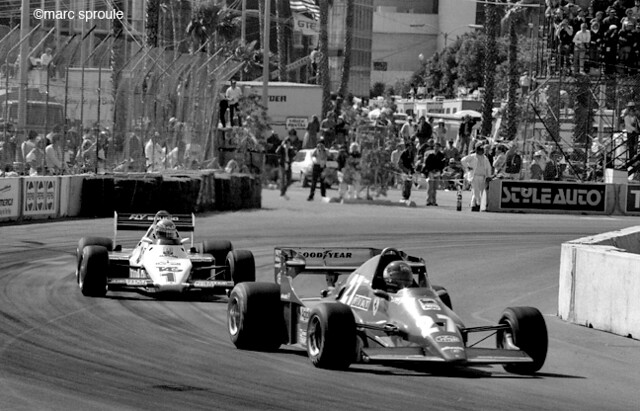 long beach march ' 83