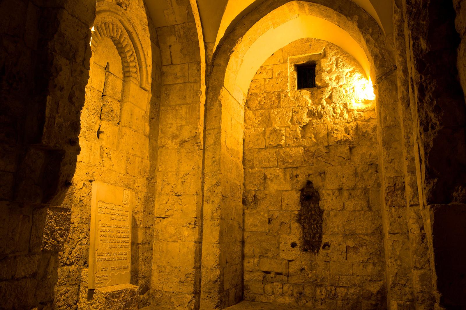 Jerusalem_Old City_Zion Gate_ Sha'ar Tzion_1_Noam Chen_IMOT