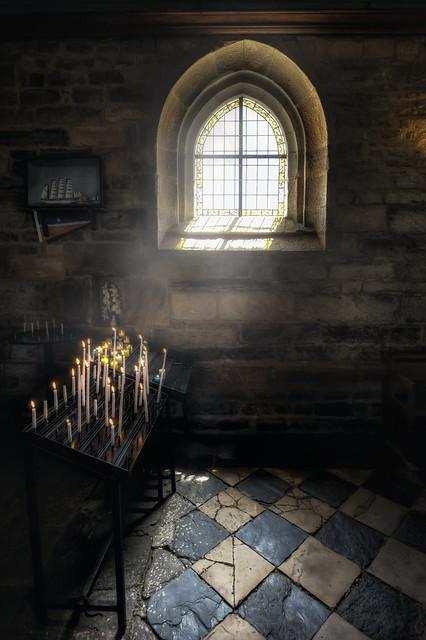 Bretagne 17 : Chapelle Notre Dame de Rocamadour