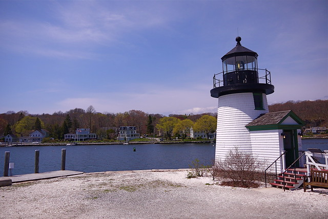 Brant Point Lighthouse Replica