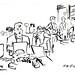 IFLA WLIC 2014 drawings by Frédéric Malenfer