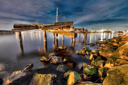 sanfrancisco california longexposure bay pier gallery unitedstates portfolio hdr missionbay gallerysanfrancisco