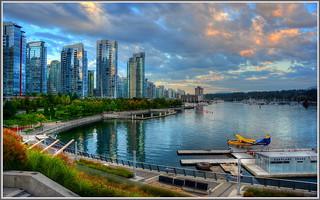 Coal Harbor, Vancouver | by tdlucas5000