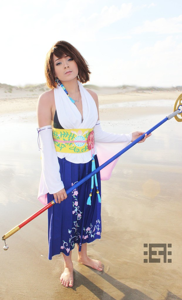 Yuna - Final Fantasy X   Cosplay Made and Modeled by: Mei ...