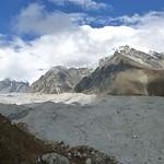54-Gokyo. Glaciar